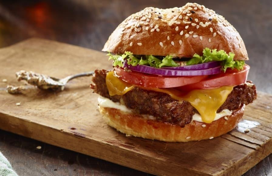 Homemade Burgers Gordon Ramsay Will Be Jealous